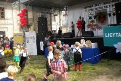 Festyn charytatywny dla Adasia Przybylskiego - synka naszej lektorki